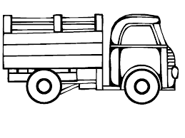 Truck Coloring Pages Color Printing Coloring Sheets 17 Free
