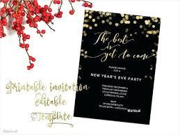 Invitation Template Word Impressive Holiday Invitation Templates In Word Articlesark