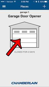 open garage door with iphoneHow to Open and Close Your Garage From Your iPhone With the