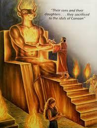 Image result for israel turned their back on God