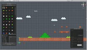 easymotion2d make 2d skeleton animation in unity3d easily 3d Tile Map Editor $tilemapeditor smb 1024x590 jpg introduction of tilemap editor unity 3d tile map editor