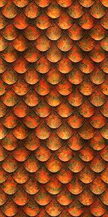 Dragon Scale Pattern