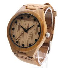aliexpress com buy bobo bird men s bamboo wooden watches aliexpress com buy bobo bird men s bamboo wooden watches genuine cowhide leather band luxury wood watches for men best gifts item from reliable watch