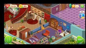 Design Games Like Homescapes Homescape Interior Design Lvl 1227 Youtube