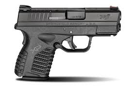 review springfield armory xd s 9mm