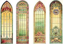 Stainglass window designs Daprato Rigali Antique Stained Glass Church Window Designs 1924 Dreamstimecom See The Light Antique Stained Glass Church Window Designs 1924