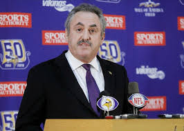 Not Surprisingly, Minnesota Vikings Owners Are Criminals*