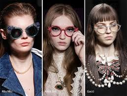 gucci eyeglasses 2017. fall/ winter 2016-2017 eyewear trends: sunglasses with embellished rims gucci eyeglasses 2017 h