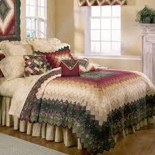 e trip ii patchwork quilt bedding by donna sharp