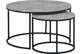 julian bowen staten nested coffee table