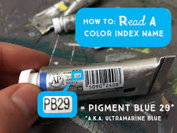 Pigment Code Chart Basic Watercolor Palette 12 Essential Colors Artist Lydia