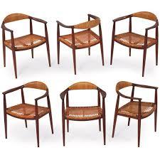 hans j wegner round chair 1950