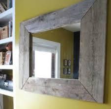 wide frame rustic wooden mirror rustic wood mirror frame62 rustic