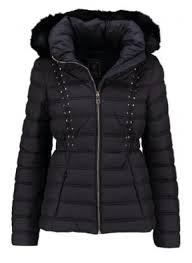 women s guess nezihe winter jacket zwart black for 110 00 gu121o005