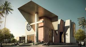 urban office architecture. The Haiti Cathedral Urban Office Architecture R