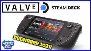 The Valve Steam Deck Announced! A New Console Handheld! How To Get One,  Preorders, Specs & Pricing! - YouTube