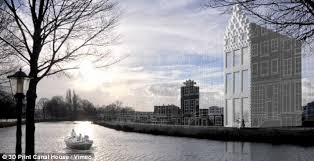 3D printing is being used to construct entire building in Amsterdam ...