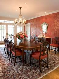 recessed lighting in dining room. Best Red Paint Colors For Small Dining Room With Wall Art Ideas And Recessed Lighting In