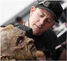 vancouver fx studio founder dallas harvey is a special effects artist who works with both practical and digital ums with over 15 years of digital