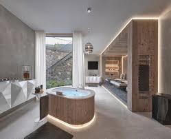 Luxus Badezimmer Weis Mit Sauna Kazanlegend Info