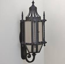 iron lighting chandeliers black wrought iron crystal chandelier iron outdoor lighting flos ic light exterior wall lights