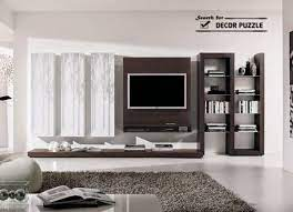 20 cool modern tv wall units for unique