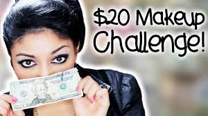 20 dollar makeup challenge charisma star