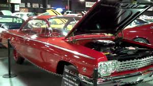 1962 Chevy Bel-Air 409 - YouTube