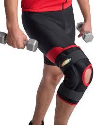 Airprene Wrap Around Hinged Knee Brace