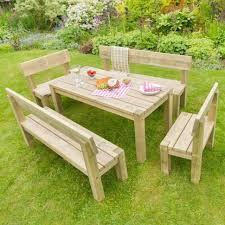 garden bench:Metal Garden Seats Two Seater Garden Bench Garden Table And  Bench Set Wooden