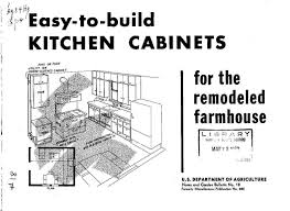 Kitchen Cabinet Construction Plans - Plans for kitchen cabinets
