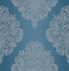Teal Bedroom Wallpaper Graham Brown Blue Teal Cote Couture Wallpaper House Of Fraser