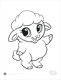 Cute Baby Animal Coloring Pages Baby Animals Coloring Pages Free
