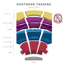 Southern Theater Seating Chart Southern Theatre Columbus Association For The Performing Arts