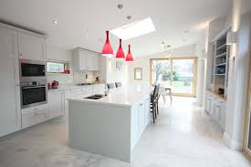 Kitchen:Stepped Shaker Kitchen Bespoke Custom Silestone Enigma Design  Kitchens With Countertops  Contemporary Marble. Full Size of  Kitchen:stepped Shaker ...