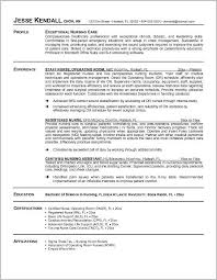 Professional Objective For Nursing Resume Good Objective For Registered Nurse Resume Resume Resume 18