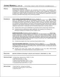 Professional Objective For Nursing Resume Good Objective For Registered Nurse Resume Resume Resume 18