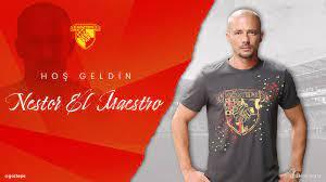 Göztepe holt Nestor El Maestro als Karaman-Nachfolger