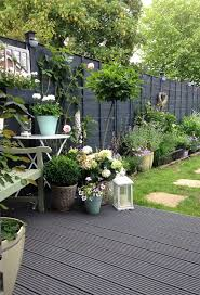 342 Best GARDEN POTS Images On Pinterest  Flower Pots Gardening Container Garden Ideas Uk