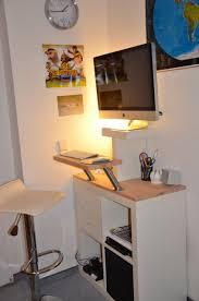 standing desk imac. Modren Imac Ikeahackers Apple IMac Standing Desk On Standing Desk Imac R