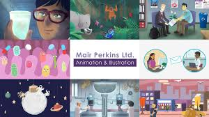 Animated Video Production Explainer Animations Motion Graphics Illustration
