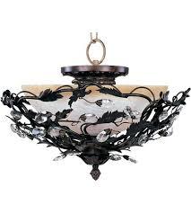 bronze semi flush mount light maxim 3 light inch oil rubbed bronze semi flush mount ceiling