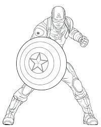 Più Ricercato Avengers Disegni Da Colorare Disegni Da Colorare