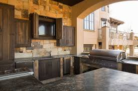 lodge style home design. rustic lodge style home rustic-kitchen design i