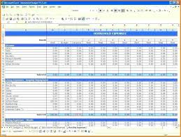 Best Monthly Budget Spreadsheet Timberlandpro Co