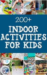 indoor activities for kids. Interesting For Intended Indoor Activities For Kids What Do We All Day