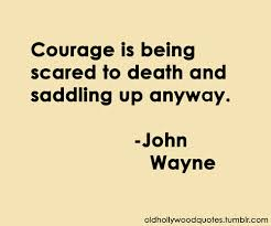 War Bravery Courage Quotes. QuotesGram via Relatably.com