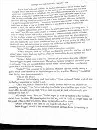 scary story essay
