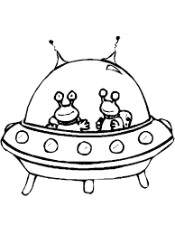 Small Picture Alien Coloring Pages Coloring Pages To Print