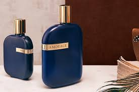 <b>Amouage</b> - каталог элитной арабской косметики и парфюмерии